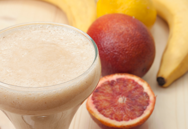 Sweet and Tangy Banana Smoothie