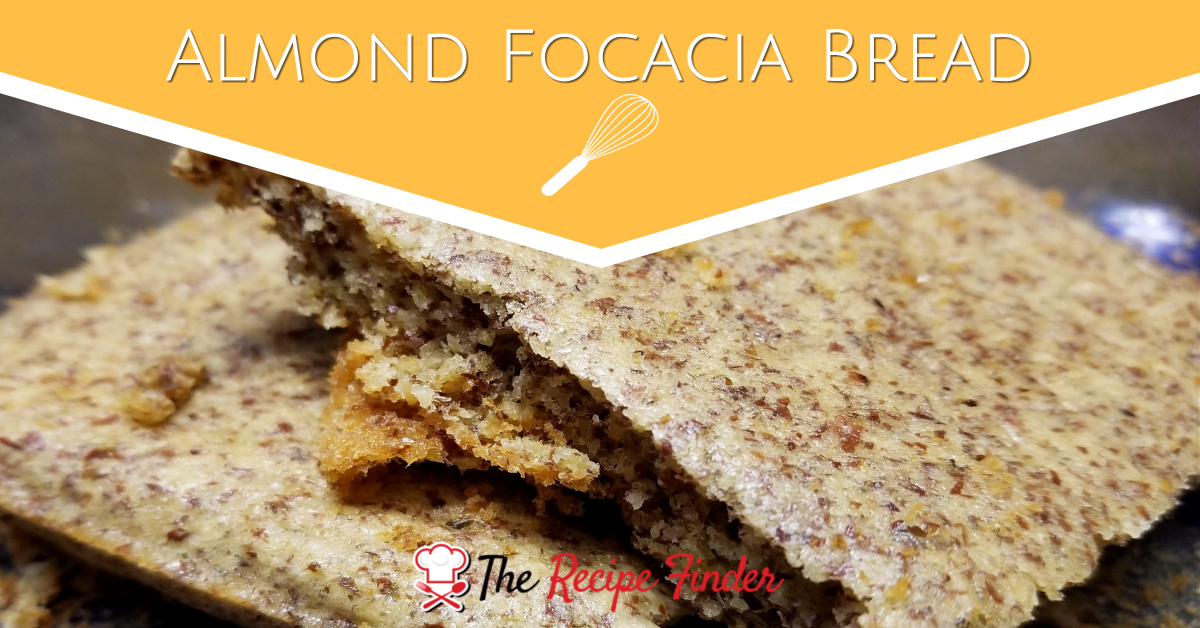The recipe finder online cooking magazine cooking tips recipes almond focacia bread forumfinder Choice Image