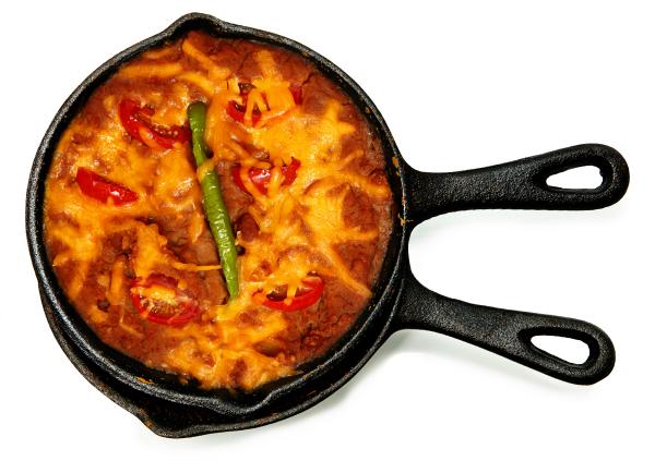 sausage-bean-cheese-dip-600x423